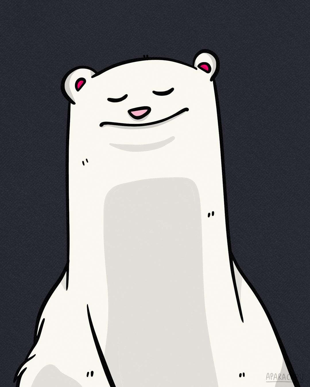 l'orso-polare